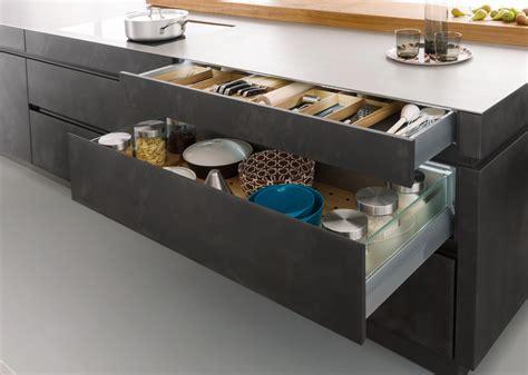 concrete a lacquer modern style kitchen kitchen