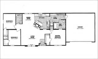 floor plans for garages mobile home floor plans with garage mobile homes ideas