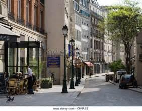 Cafe Paris France Streets