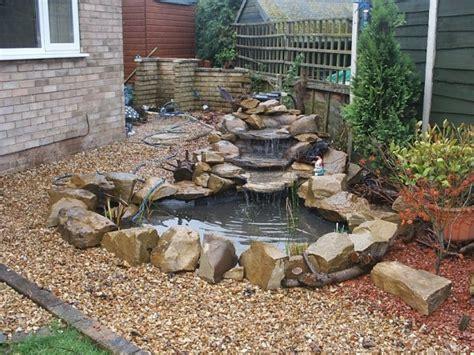 Small Backyard Waterfalls Ideas » All For The Garden