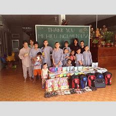 Gifts And School Supplies For The Song Lo Orphanage  Loving Kindness Vietnam