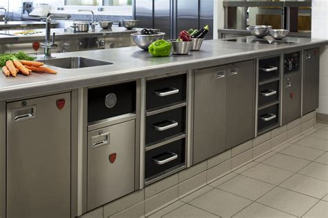 materiel de cuisine pour professionnel fourneaux modulables pour optimiser les surfaces bar expert