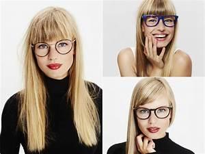 Lunette De Vue A La Mode : quelles lunettes pour ma coupe de cheveux femme ~ Melissatoandfro.com Idées de Décoration