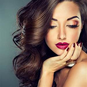 Make Up Hair And Nails Package Makeupcentral