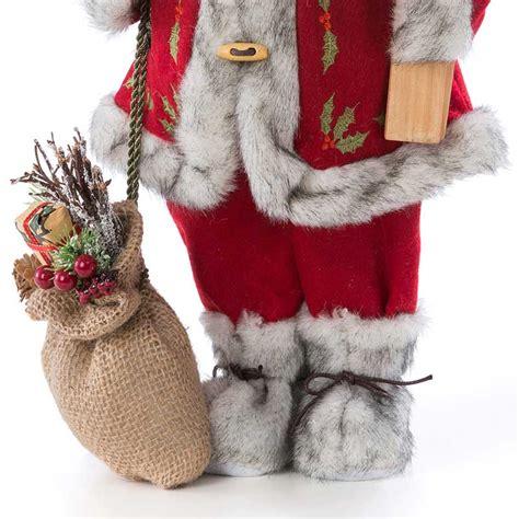 Lielais Ziemassvētku rūķis, 56 cm - Select