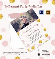 Best 25 ideas about retirement flyer templates find what youll retirement party invitations templates free pronofoot35fo Image collections