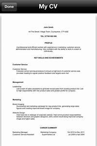 cv builder With smart resume builder