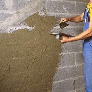 comment enduire un mur exterieur en 2 couches mur With comment enduire un mur exterieur en parpaing