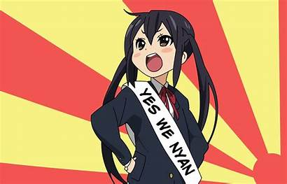 Azusa Nakano Anime Wallpapers Nazi Px Loups