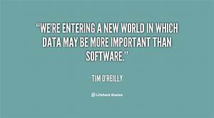 Quotes About Importance Of Data  27 Quotes