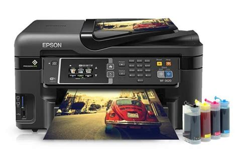 Previously publishing and discovering the result, let's find out about ways to mount epson. EPSON WF3620 DRIVER