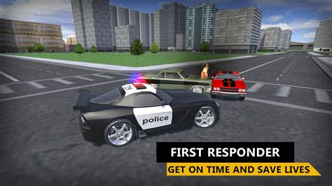 3d Police Car Simulator 2016 For Android
