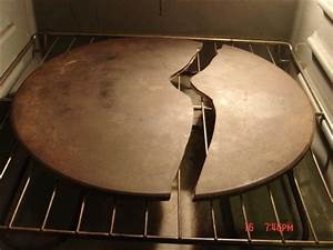 Best Of Steel : why your pizza stone cracked and how to prevent it baking steel ~ Frokenaadalensverden.com Haus und Dekorationen