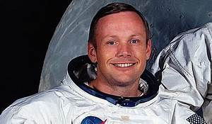Neil Armstrong remembered in Russia - News - Society - The ...