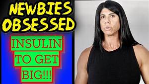 Does Insulin Build Muscle    Insulin For Bodybuilding    Insulin Does Not Build Muscle