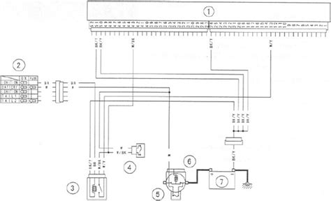 Power Source Wiring Diagram Kawasaki Ninja Zxr