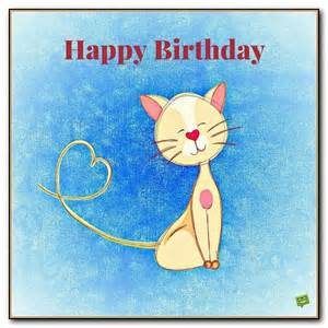 Happy Birthday Cute Cat Memes