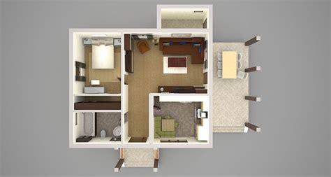 two bedroom cottage floor plans 70 square meter loft house plans elegance in simplicity