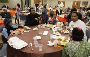 Church Thanksgiving Dinner