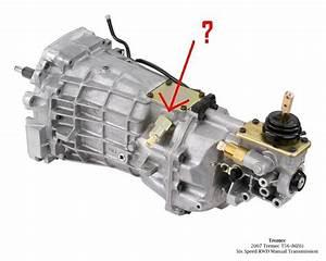 T56 Skip Shift Solenoid Delete Plug - Ls1tech
