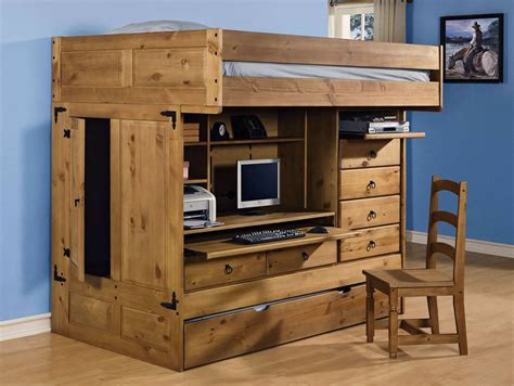 loft bed with desk and storage compact loft bed with desk and multi purpose storage unit