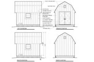 free 10 12 gambrel shed plans x16 storage shed plans shed diy plans