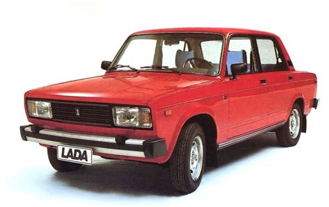 Lada 2106 And Moskvich 2140 Likely Leaders