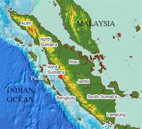 1001 pulau indonesia satellite images earthquake in sumatra indonesia sep 2007
