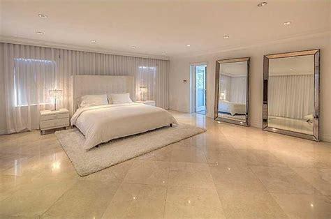 master bedroom floor tiles contemporary master bedroom with travertine tile floors 16062
