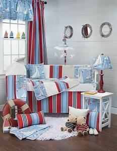 Decoration Chambre Style Marin : d coration chambre fille marine ~ Zukunftsfamilie.com Idées de Décoration