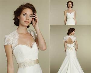 removable lace shoulder cover up creates the illusion of With photo and video coverage for wedding