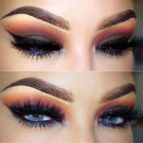 irresistible smokey eye  blue eyes  makeupjournal