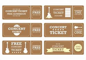 9 entry ticket templates free psd ai vector eps With entry tickets template