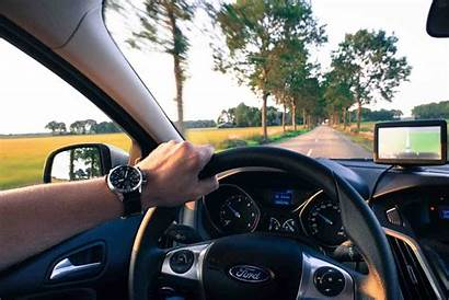 Driver Driving Road Portugal Hiring Country Along