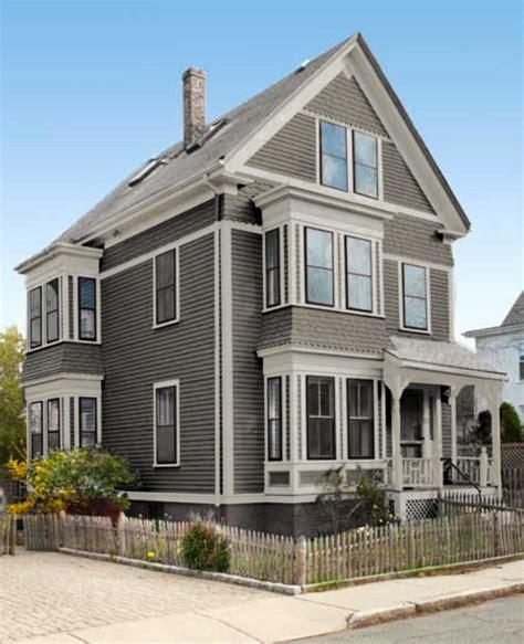 Beautiful Home Colors Colour Scheme  Medium Grey House