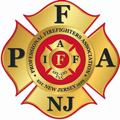 Iaff Jersey Firefighters Fire Wildwood Crest Fighters