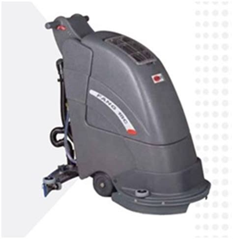 viper floor scrubber fang18c autoscrubber 82 foot electric cord 18 inch 8 gallon with pad holder