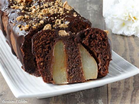cuisine alsacienne cake poires chocolat facile et gourmand la cuisine d 39 adeline