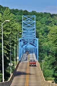 Bridge Over Mississippi River Iowa