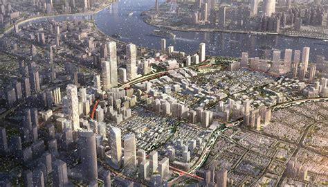 som shanghai  town master plan