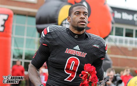 video devante parker senior year highlights  cardinal connect