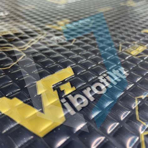 Damping izolacioni materijal na bazi bitumena 2mm 0,5x0,35 ...