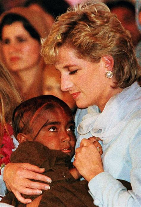princess diana charitable work princess diana legacy