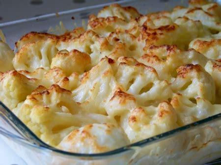 cuisine samira gratin la cuisine algérienne chou fleur au gratin