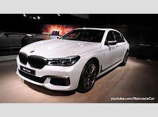BMW 7 Series M760Li xDrive V12 Excellence G11 2018 Real