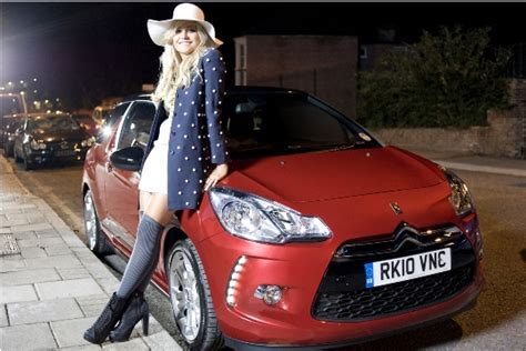 dream pixie lott   citroen cars girls