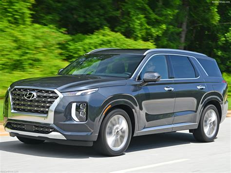 Maybe you would like to learn more about one of these? Hyundai Palisade (2020) - picture 21 of 82