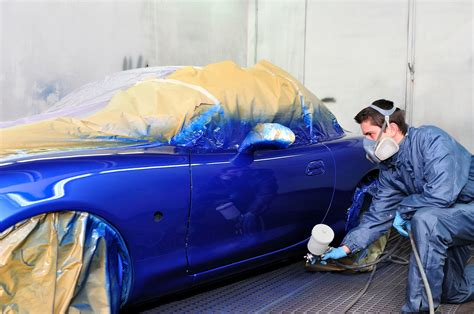 How Much Does A Car Paint Job Cost?