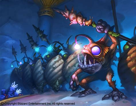 murlocs unleashed hearthstone heroes of warcraft wiki