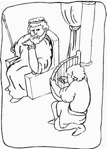 King David Coloring Pages Coloring Pages Pinterest King David Church Ideas And Sunday School